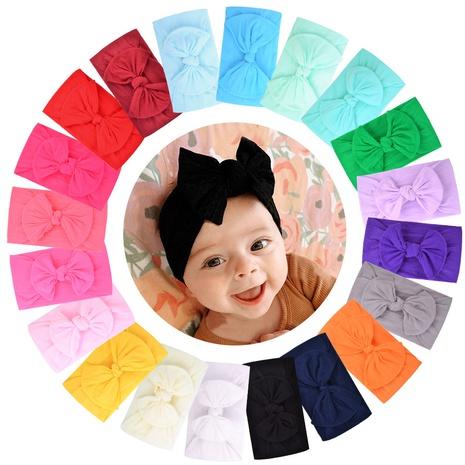 new fashion nylon stockings bowknot headband set NHMO318420's discount tags