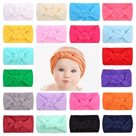 cute simple bow simple headband set NHMO318423's discount tags