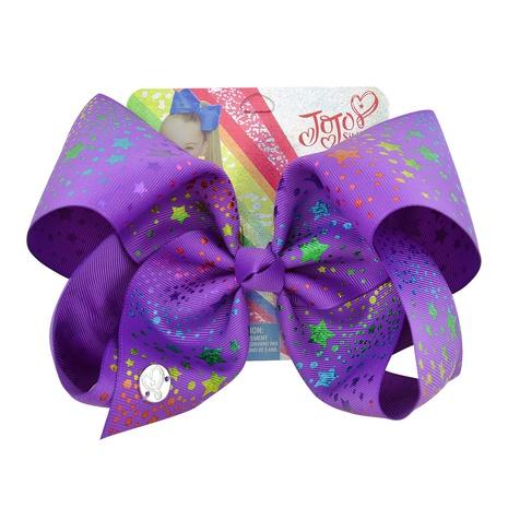 neue Mode Bonbon Farbe Kinderbogen Haarnadel NHMO318436's discount tags