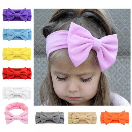 new fashion flower bow hairband set  NHMO318458's discount tags