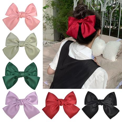 fashion simple bow clip set  NHMO318465's discount tags
