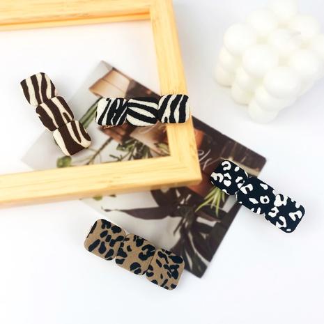 Conjunto de horquilla de leopardo de moda coreana NHCU318492's discount tags