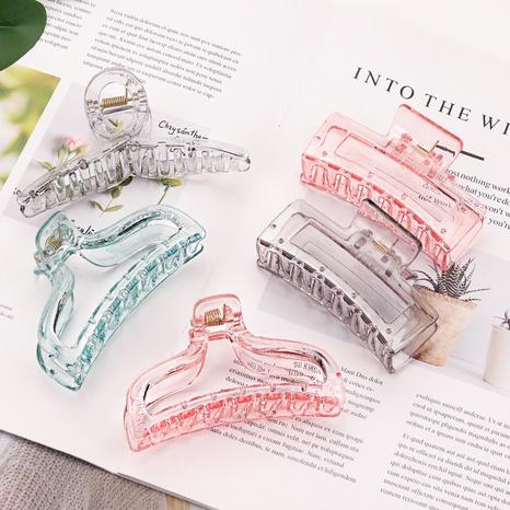 simple fashion elegant shark clip set NHCU318507's discount tags