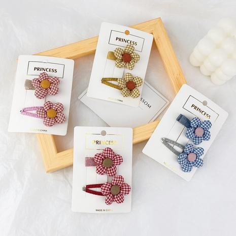conjunto de horquillas con estampado de bowknot de moda NHCU318520's discount tags
