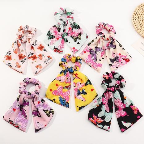 Chouchous en mousseline de soie à la mode coréenne NHAU321670's discount tags