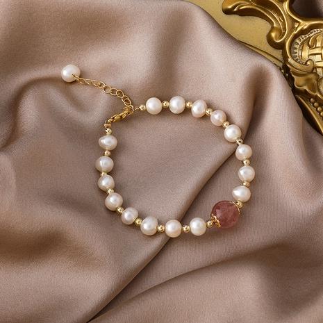 Bracelet de perles de mode coréenne NHMS322256's discount tags