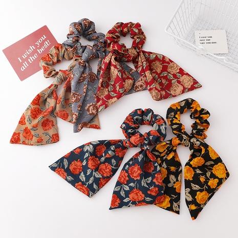 Chouchous pour cheveux à nœud simple et floral NHMS322260's discount tags