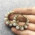 NHOM1489130-Copper-ring-of-pearl-stud-earrings