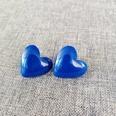 NHOM1489174-Blue-silver-needle-stud-earrings