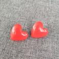 NHOM1489176-Orange-Silver-Pin-Stud-Earrings