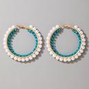 new creative freshwater pearl earrings NHGY322580