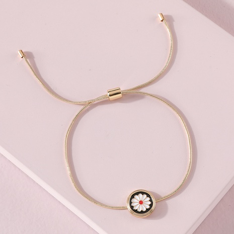 bracelet de fleur de marguerite coréenne de mode NHLU322452's discount tags