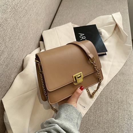sac de messager d'épaule carrée portable de mode NHJZ320229's discount tags