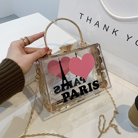 mode nouveau sac à chaîne à la mode coréenne NHLH320252's discount tags