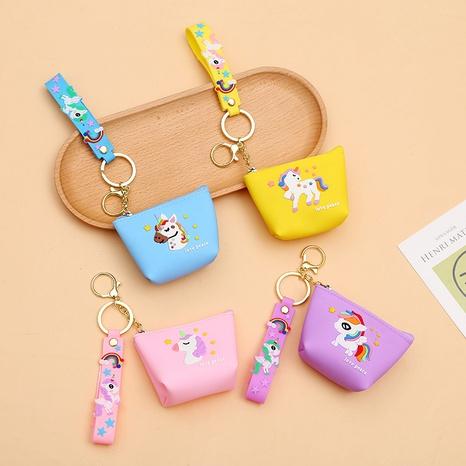 Porte-monnaie licorne coréenne en gros NHAE322513's discount tags