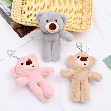 cute fashion bear keychain NHAE322519's discount tags