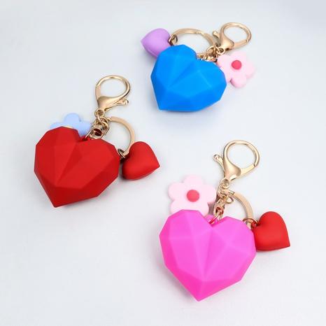 PVC love keychain key chain NHAP322728's discount tags