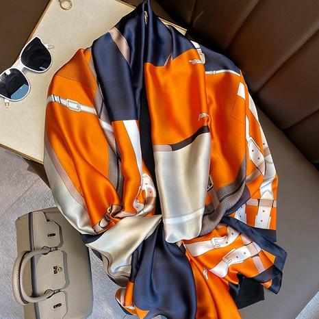 bufanda de estilo de moda de moda de doble uso al por mayor NHCJ322791's discount tags