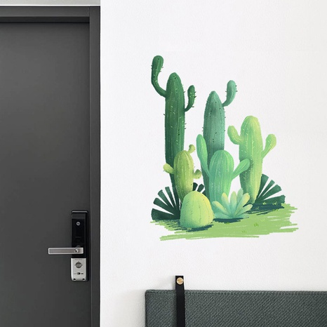 wholesale fashion cactus wallpaper  NHAF322941's discount tags