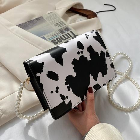 sac à bandoulière à rayures à la mode NHRU323059's discount tags