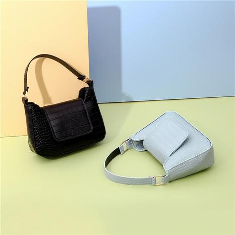 petit sac à main rétro à une épaule NHRU323082's discount tags