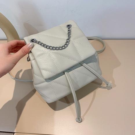 Bolso de hombro coreano lindo mini cadena NHJZ323147's discount tags