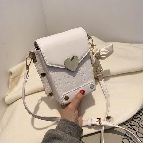 Mini sac à bandoulière coréen NHJZ323153's discount tags