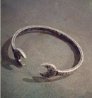 simple new punk trendy machine wrench bracelet NHOA323358