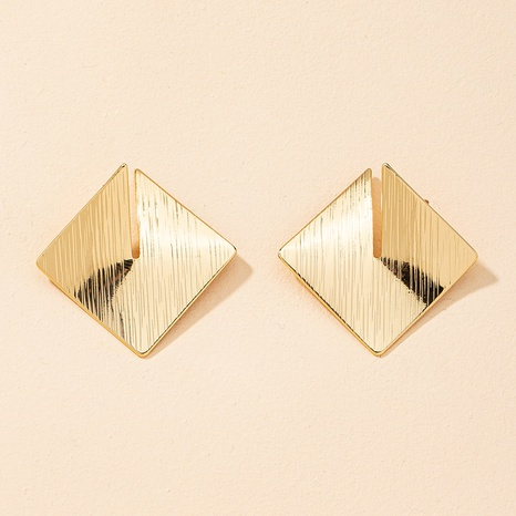 geometrische Ohrringe aus Retro-Mode aus Metall NHGU323657's discount tags