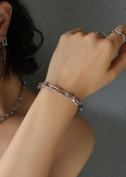 NHOK1493421-E212-steel-color-bracelet-15+4cm