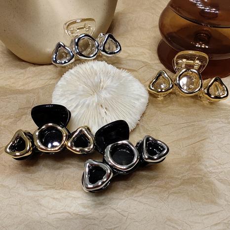 Korea chain catch simple dish hair clip NHAR323851's discount tags