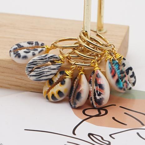 pendientes de concha natural de moda bohemia NHGW324055's discount tags