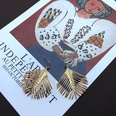 NHOM1494868-Shiny-gold-conifer-earrings-5-cm