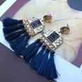 NHOM1494921-Blue-small-line-earrings-retro-2.36cm