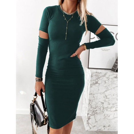 Neues rundes Mode-Tau-Kleid NHJG324246's discount tags