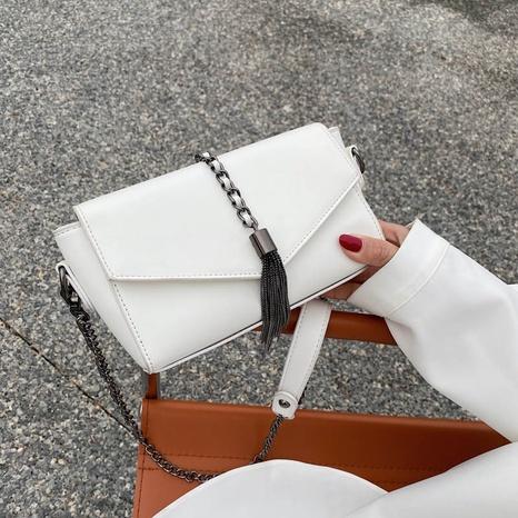 sac de forme enveloppe à pampilles à la mode NHJZ324475's discount tags