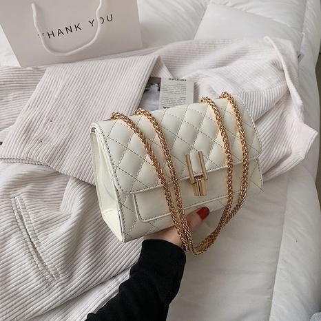 sac à main de chaîne en métal de mode NHJZ324476's discount tags