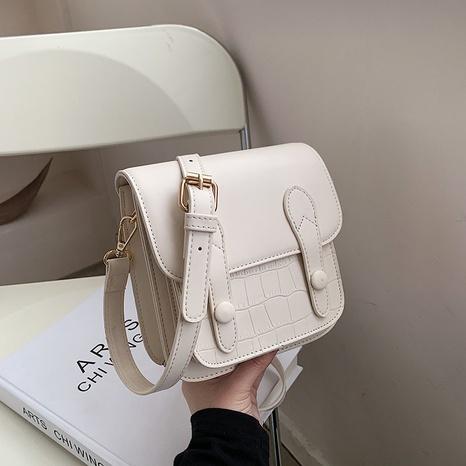 sacoche à bandoulière carrée à la mode rétro NHJZ324478's discount tags