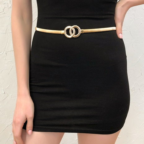 new fashion elastic geometric body chain NHMD325104's discount tags