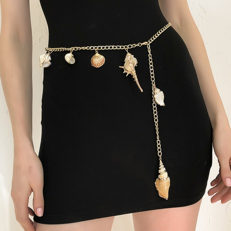 new fashion single-layer waist chain NHMD325105's discount tags