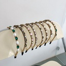 Korean new diamond baroque headband NHSM325004