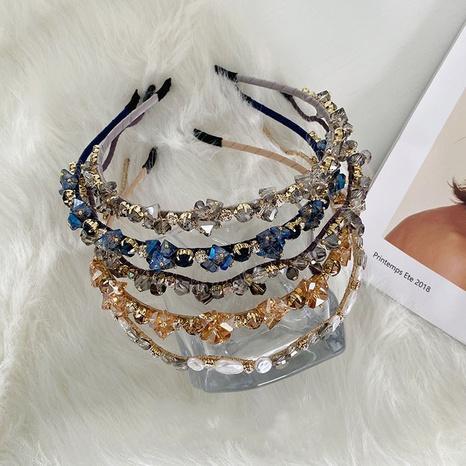 Koreanisches neues barockes Brautstirnband NHSM325009's discount tags
