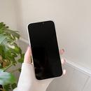 simple mirror chain phone case NHFI325286