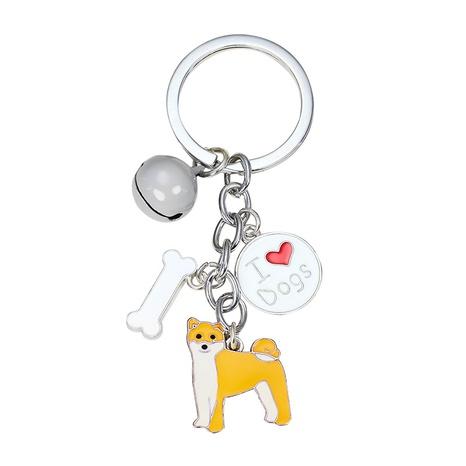 Kreativer niedlicher Haustier-Hundeschlüsselbund NHAP325417's discount tags
