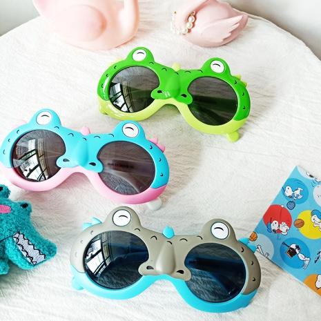 Nouvelles lunettes de soleil dessin animé anti-ultraviolets pour enfants NHBA325470's discount tags