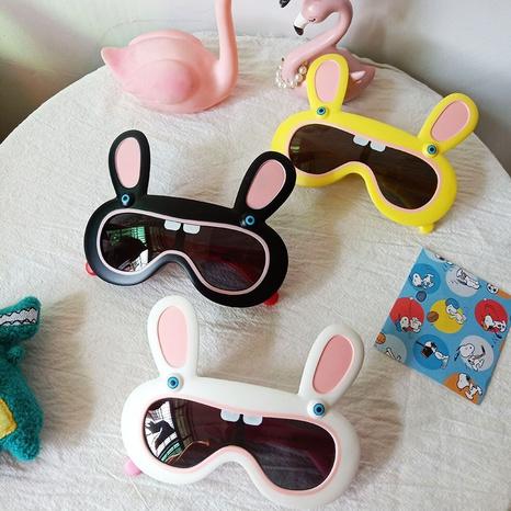 Lunettes de soleil lapin mignon dessin animé pour enfants NHBA325476's discount tags