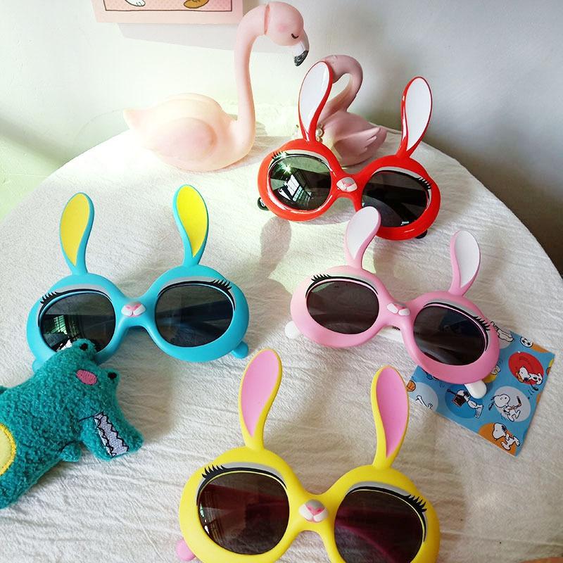 Children's Cute Cartoon Rabbit Sunglasses NHBA325480