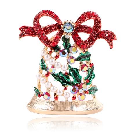 kreative Weihnachtsglockenbrosche NHKQ318700's discount tags
