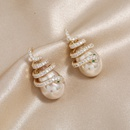 fashion snakeshaped exquisite earrings NHKQ318730
