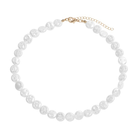 collier coréen de perles de mode NHJQ318819's discount tags